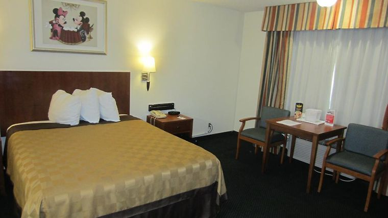 Travelodge Anaheim Inn And Sui Exterior Hotel information
