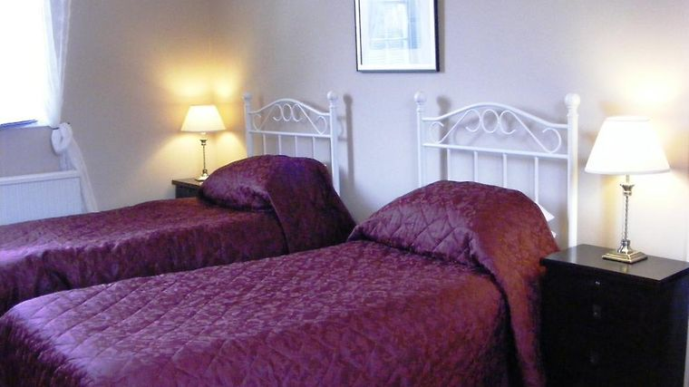 Brynafon Country House Hotel Room