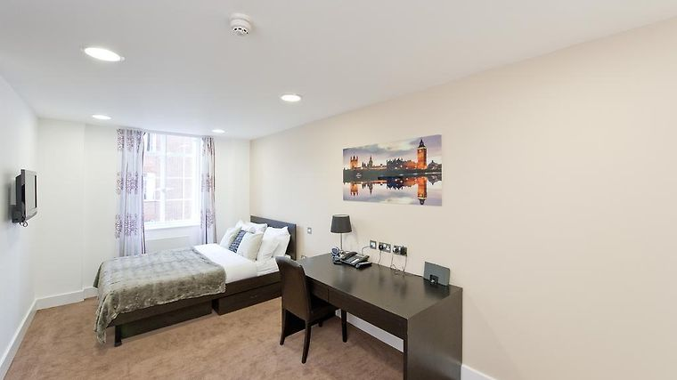 Go Native Regents Park Apartments Room Hotel information