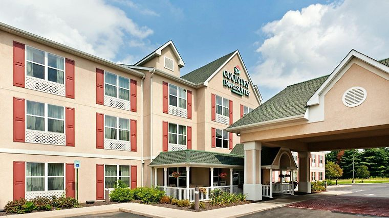 Country Inn & Suites Harrisburg Northeast Exterior