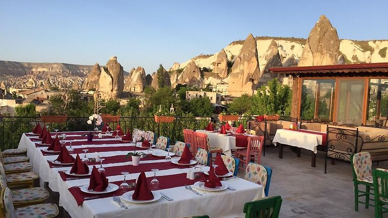 Historical Goreme House Exterior Hotel information