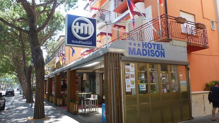 Madison Exterior Hotel information