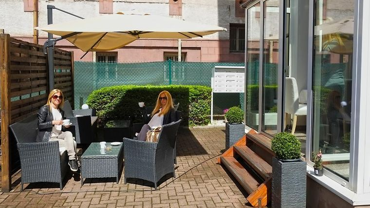 Winters Hotel Offenbach Eurotel Boardinghouse Exterior Hotel information