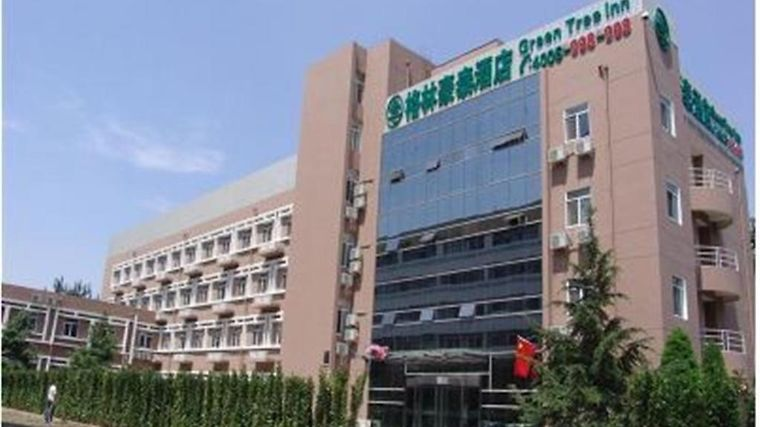 Greentree Inn Huayuan Guiyuan Road photos Exterior Hotel information