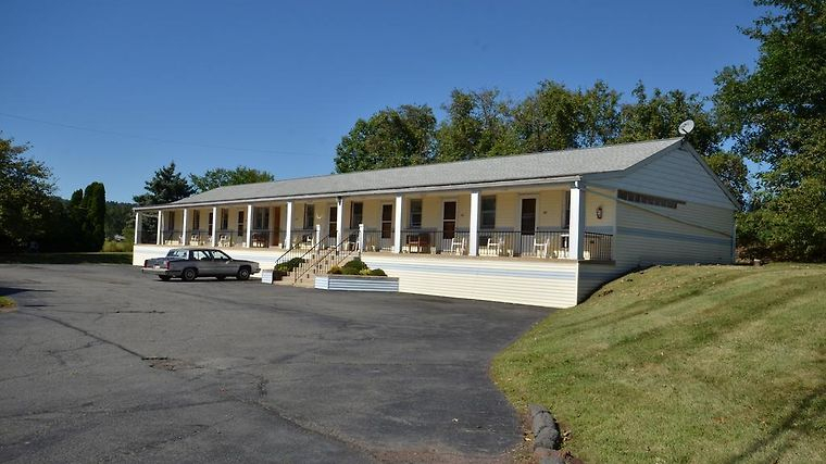 Budget Host Inn Pottstown Exterior Hotel information