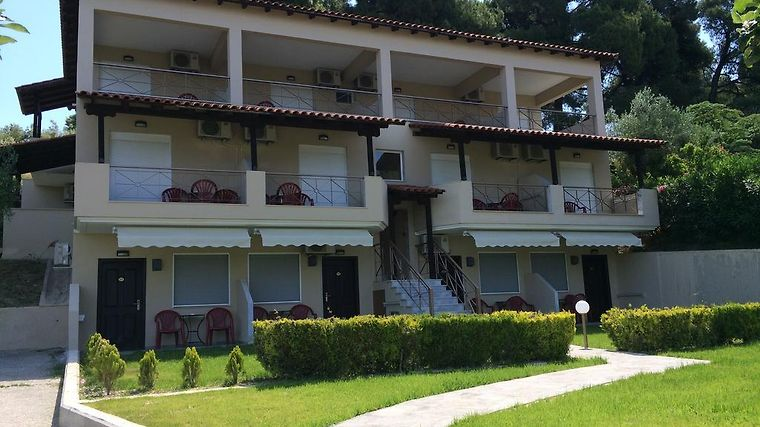 Thea Hotel Exterior Hotel information