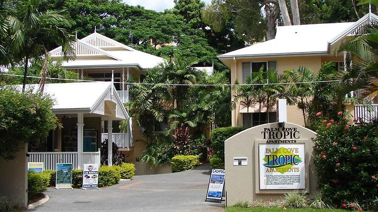 Palm Cove Tropic Apartments photos Exterior Hotel information