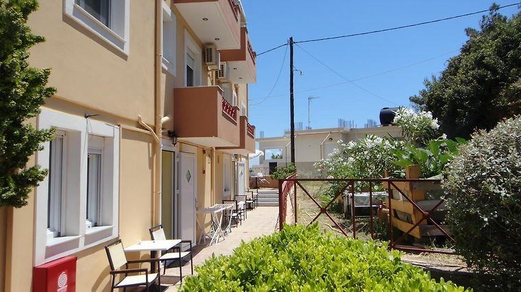 Karfas Sea Apartments Exterior Hotel information