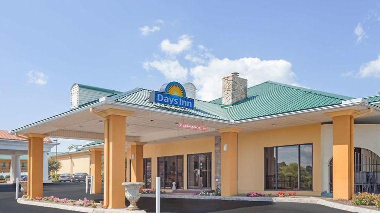 Days Inn Lenoir City Exterior Hotel information