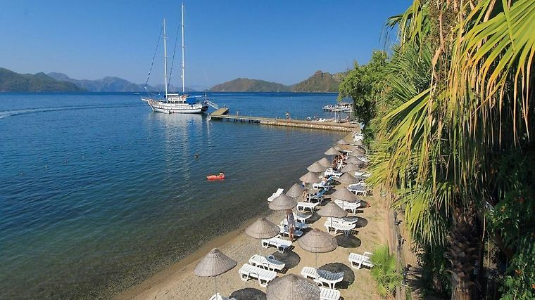 Marmaris Resort And Spa Exterior Hotel information