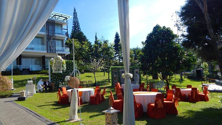 Lembang Asri Mountain Resort Exterior Hotel information