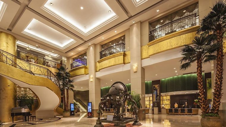 Overseas Chinese Hotel Wenzhou Exterior Hotel information