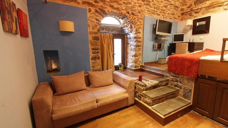 HOTEL MEDIEVAL CASTLE SUITES TRADITIONAL MESTA 3 Greece