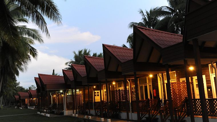 Raintree Beach & Golf Resort Exterior