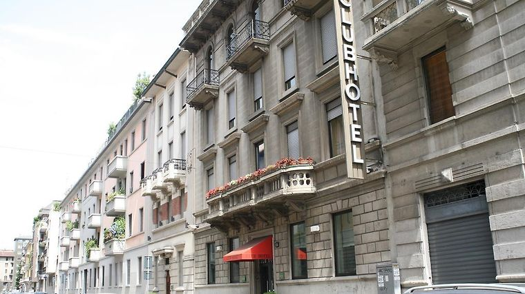 Club Hotel Milan photos Exterior Hotel information
