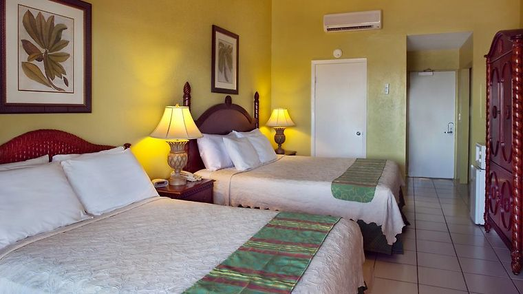 Hibiscus Beach Resort Room