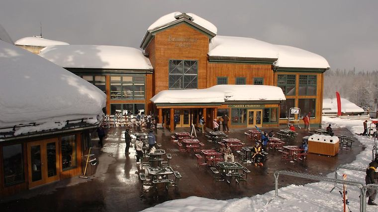 Grand Targhee Resort Mountainside Lodges Exterior Hotel information