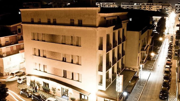 Hotel Ambra Palace Exterior Hotel information
