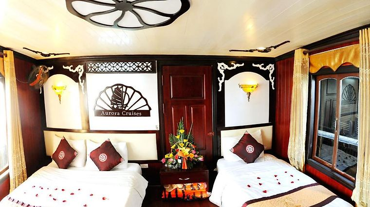 Halong Aurora Cruises Room