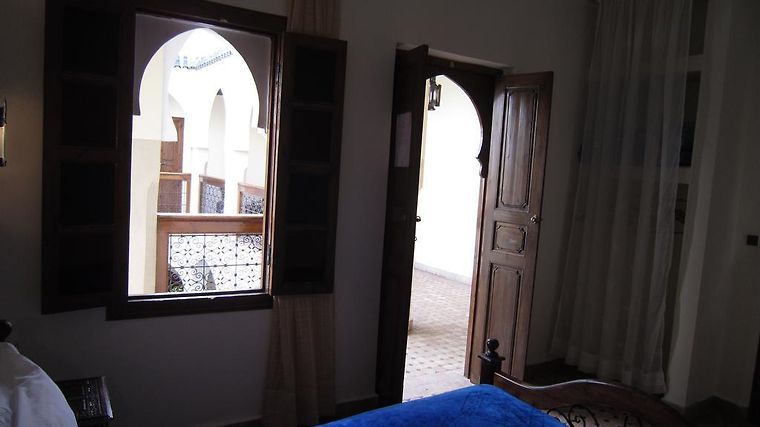 Riad Massaoud Room