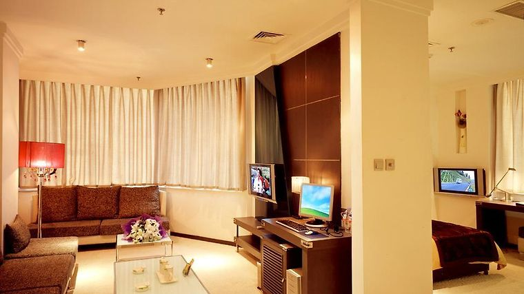 Sanjiang Business Hotel Room
