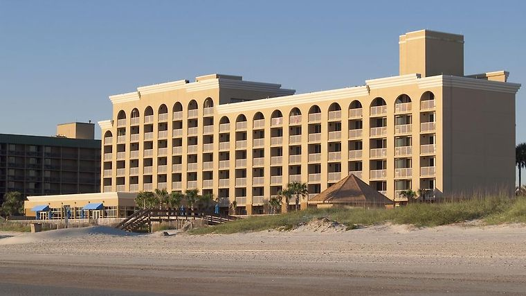 Courtyard Jacksonville Beach Oceanfront Exterior Photo album