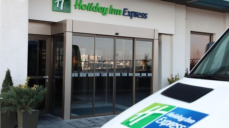 Holiday Inn Express Istanbul - Ora Exterior Photo album