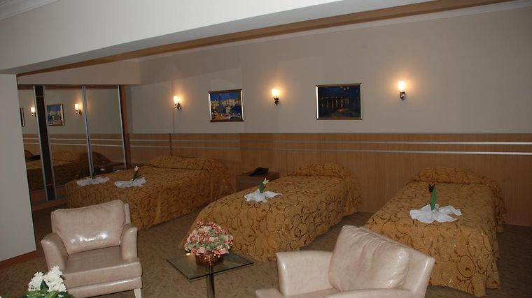 Kursunlu Thermal Resort Room