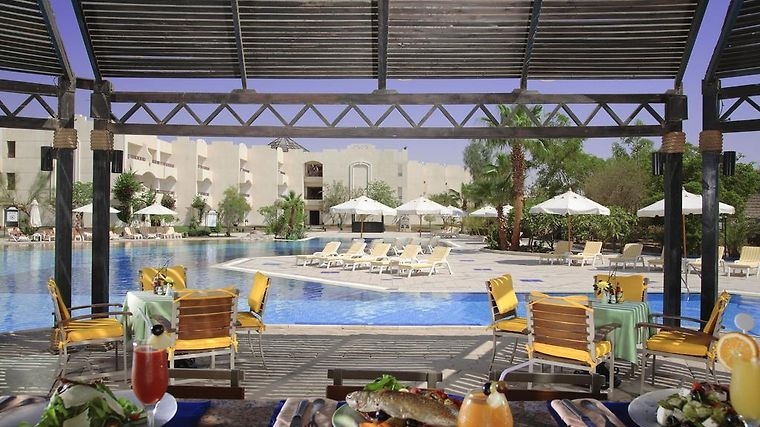 Marriott Resort Sharm Restaurant Photo album
