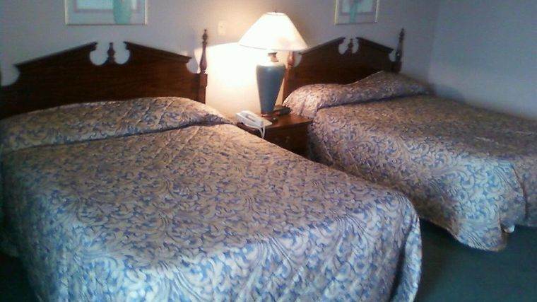 Comfort Inn Bourbonnais Room Double Room with Two Double Beds