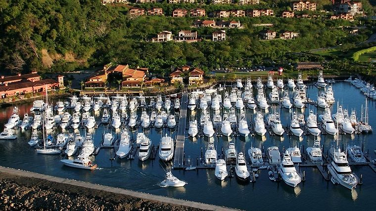 Los Suenos Resort Villas And Condos Facilities marina condos view