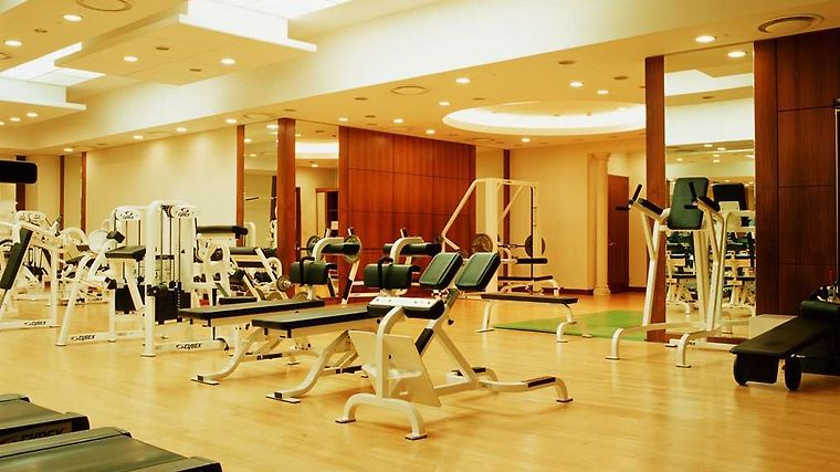 Lotte Hotel Ulsan Facilities Fitness Center