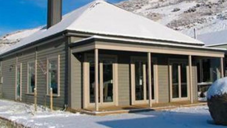 Benbrae Cardrona Valley Resort Exterior