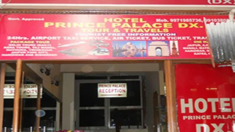 Prince Palace Deluxe Exterior