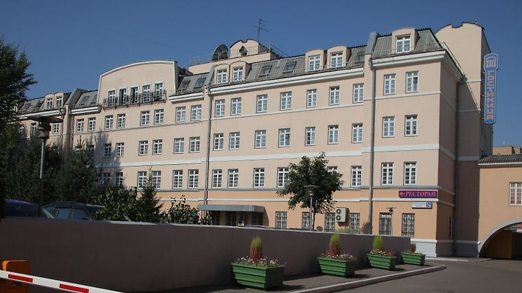 Hotel Lefortovo Moscow photos Exterior