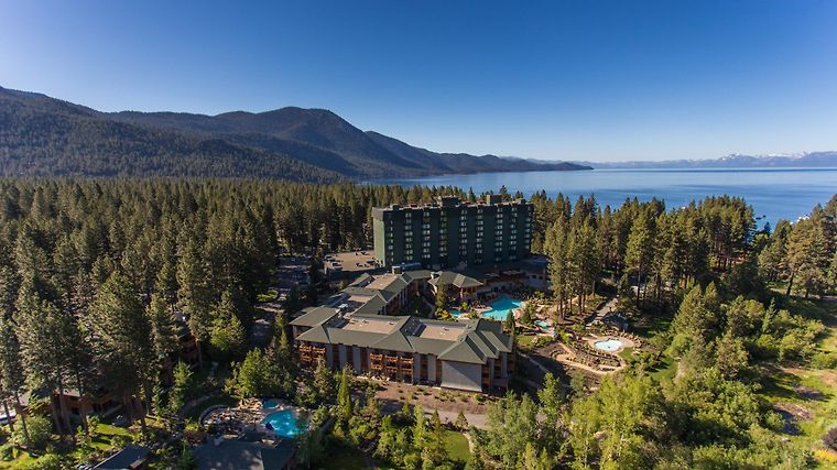 Hyatt Regency Lake Tahoe Resort Exterior