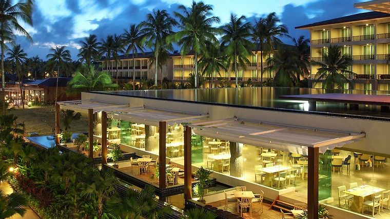 Sentido Graceland Khao Lak Resort & Spa Exterior