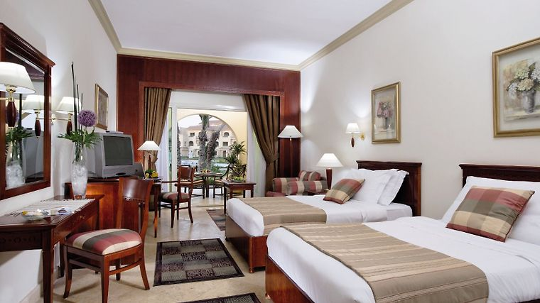 Moevenpick Hotel Cairo-Media City Room