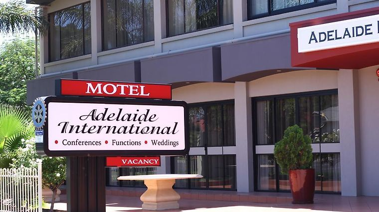 Adelaide International Motel Exterior Hotel information