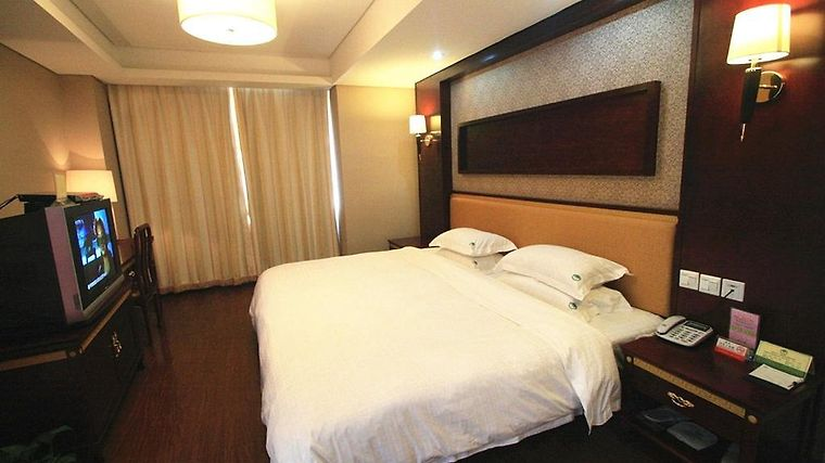 City Home Business Hotel Room