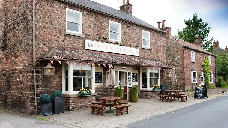 The George At Wath Exterior Hotel information