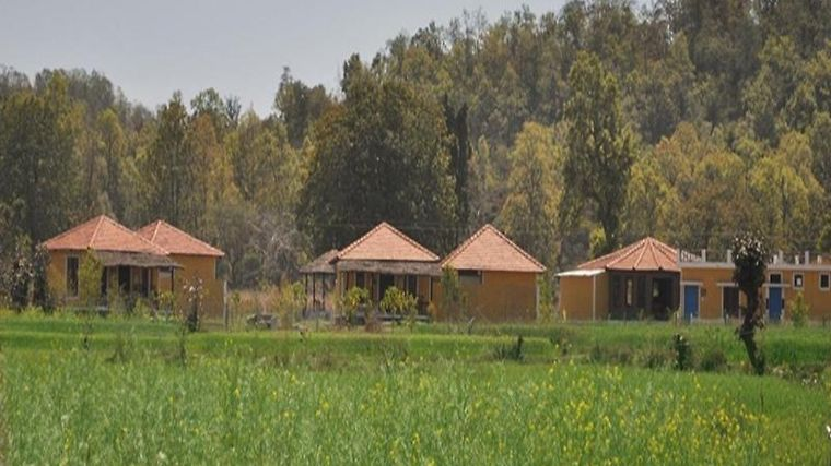 Tigergarh Resort Exterior