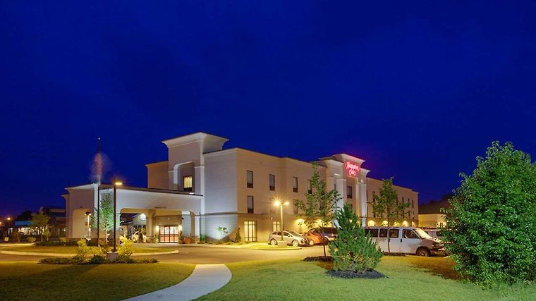 Hampton Inn Brockport Exterior