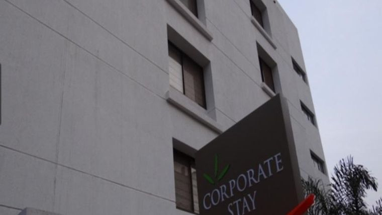 Corporate Stay Exterior