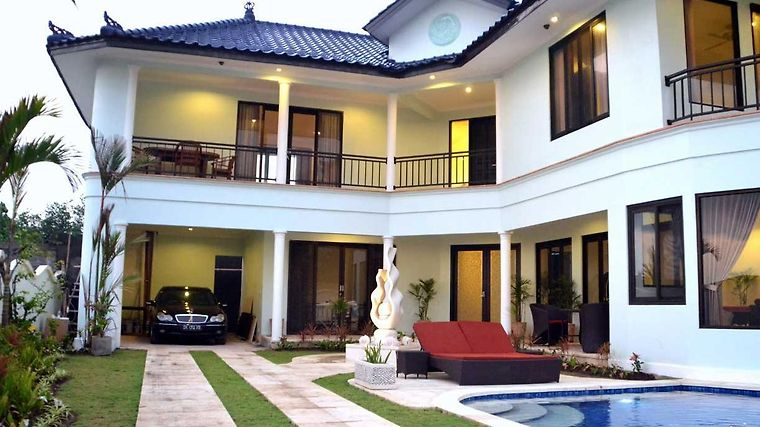 Bali Paradise Beach Estate Exterior