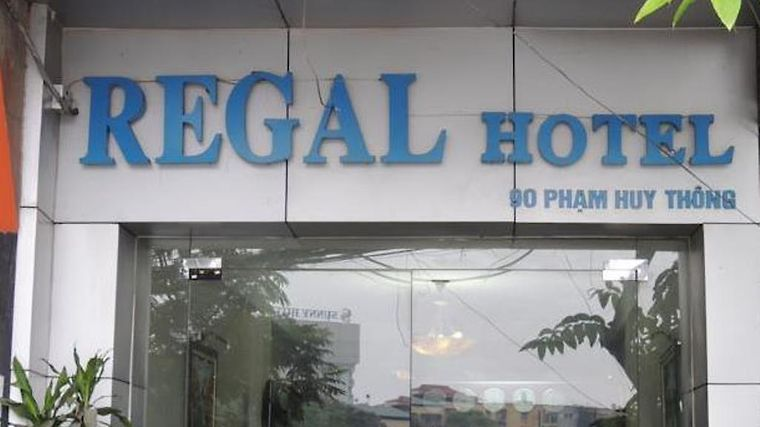 Regal Pham Huy Thong Exterior