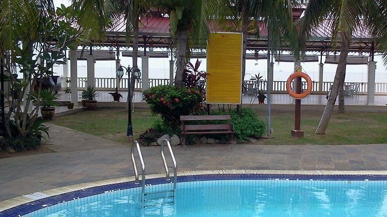 Klebang Beach Resort Exterior