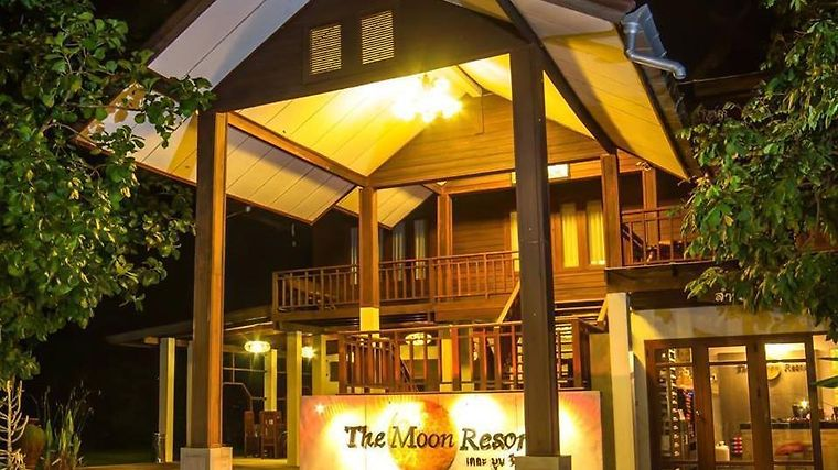The Moon Resort Exterior