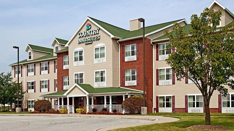Country Inn & Suites By Carlson, York, Pa Exterior