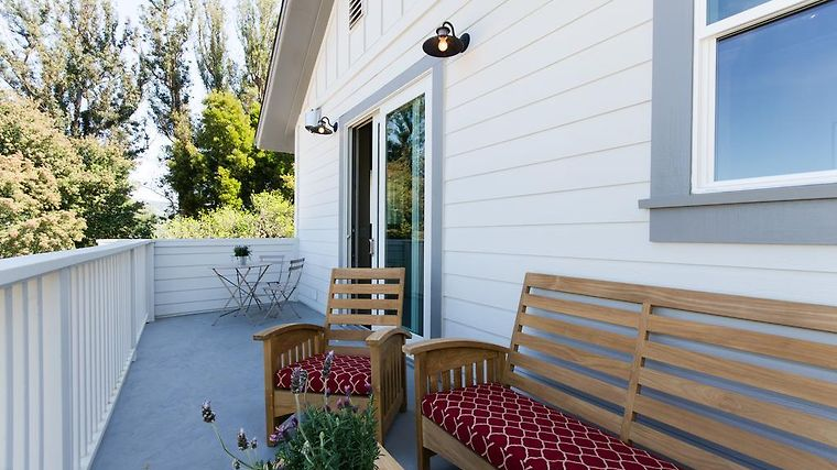 Hillview Country Inn Napa Exterior Hotel information
